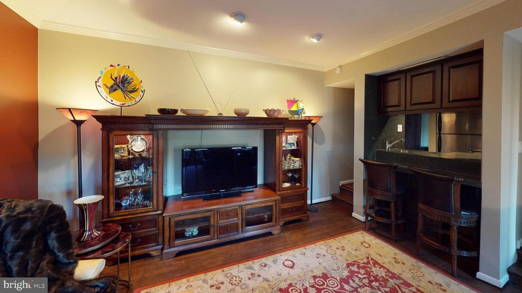 Family/Entertainment Room - 2128 CATHEDRAL AVE NW, WASHINGTON