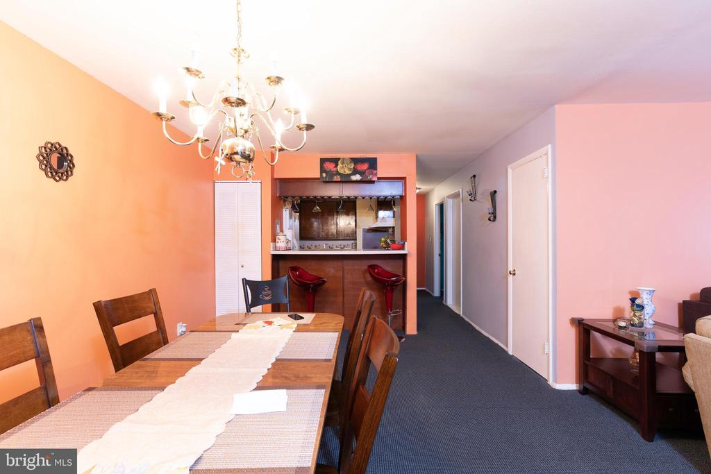 Dining Room - 401 E DARTMOUTH DR #6, STERLING