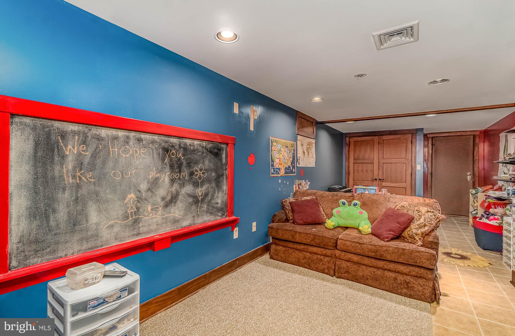 Dedicated Playroom!