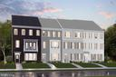 Exterior Rendering - 17645 FALCON HEIGHTS ST, DUMFRIES