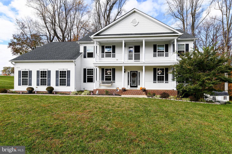 Single Family Homes 为 销售 在 Huntingtown, 马里兰州 20639 美国