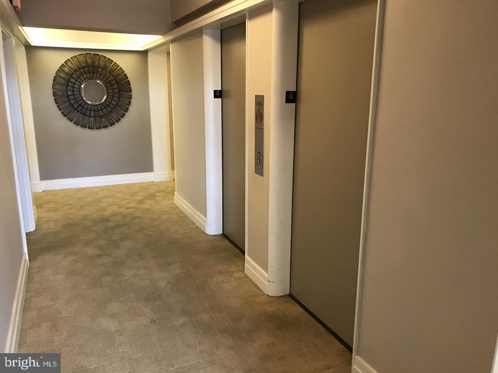 4th Floor Elevators - 3315 WISCONSIN AVE NW #408, WASHINGTON