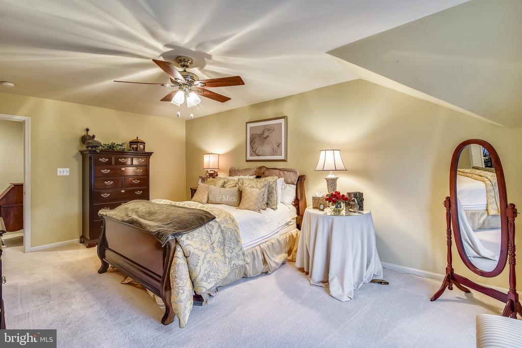 Upper Level Bedroom - 18459 LANIER ISLAND SQ, LEESBURG