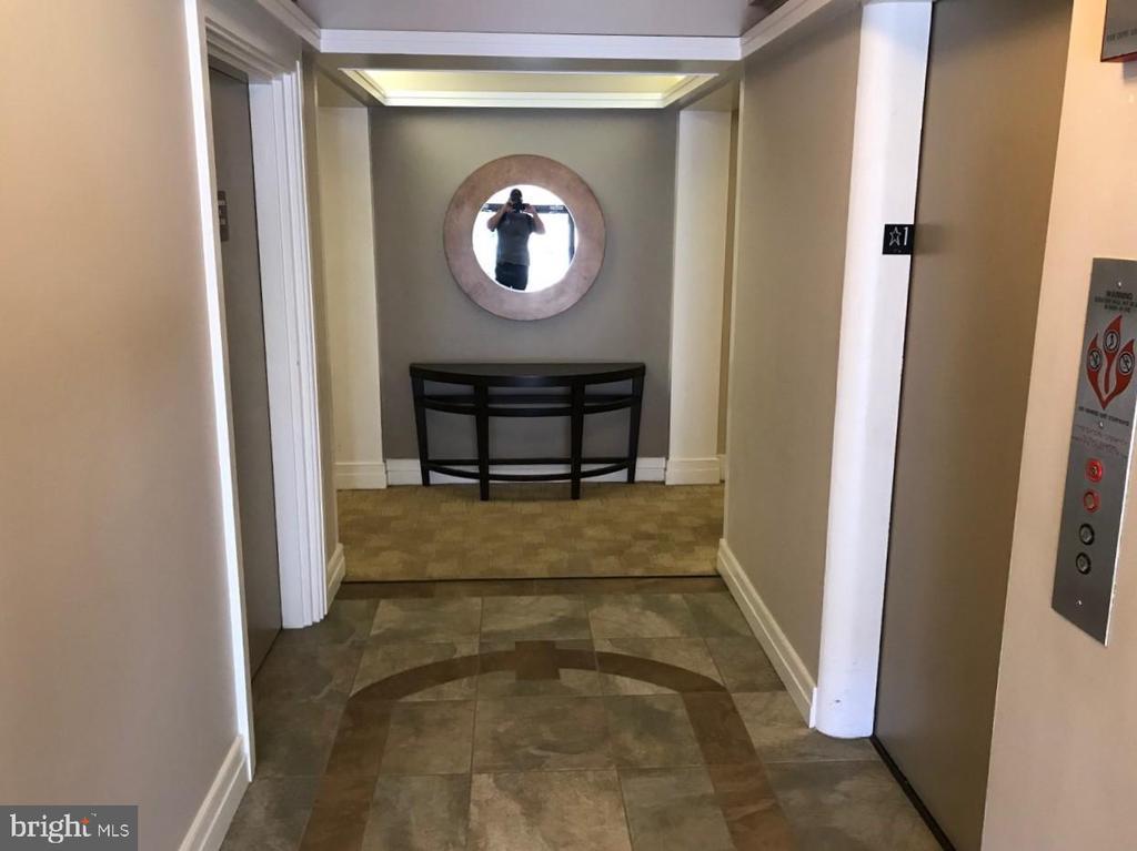 Lobby Elevators - 3315 WISCONSIN AVE NW #408, WASHINGTON