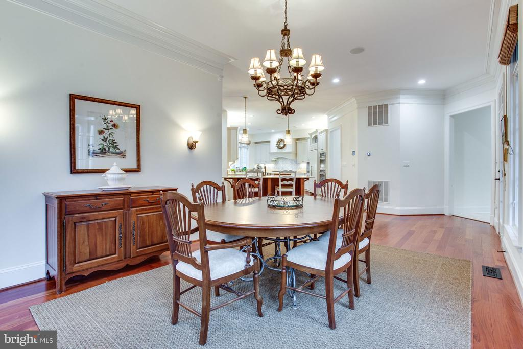 Casual Dining Space - 10464 SPRINGVALE MEADOW LN, GREAT FALLS