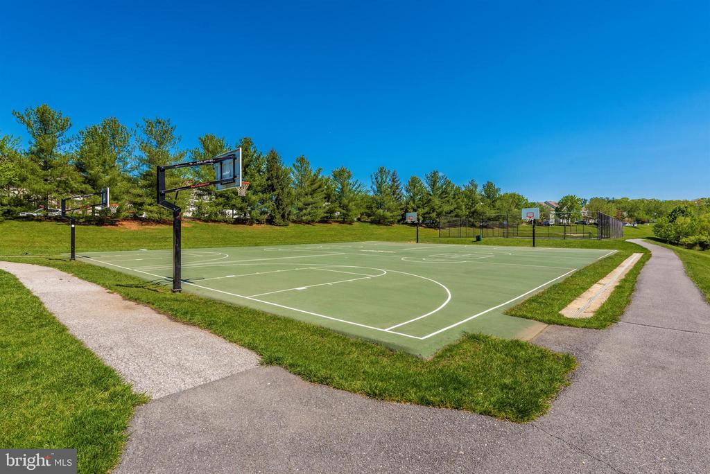 Spring Ridge Community Basketball Courts - 6287 IVERSON TER S, FREDERICK