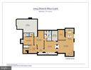 Lower Level Floor Plan - 1004 DOGUE HILL LN, MCLEAN