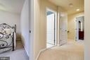 Hallway - 5408 BANTRY CT, WOODBRIDGE