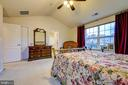 Master BR includes WI closet and 2nd closet - 5408 BANTRY CT, WOODBRIDGE