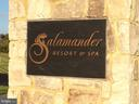 Let friends stay at the nearby Salamander Resort - 501 W WASHINGTON ST, MIDDLEBURG