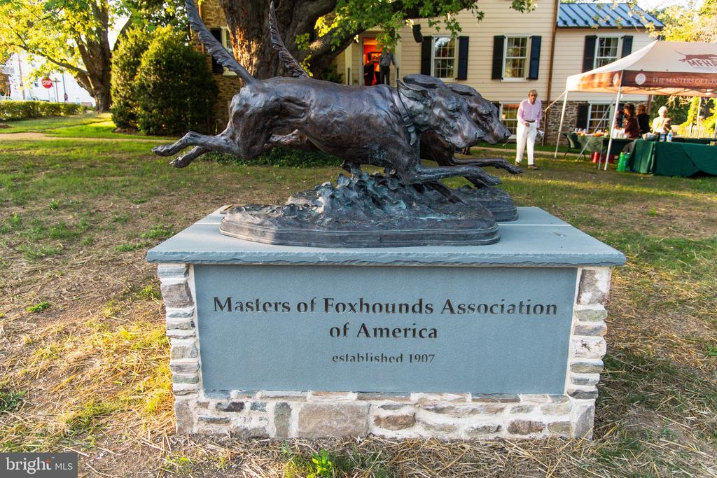 Home of the Masters of Foxhounds Assoc. - 501 W WASHINGTON ST, MIDDLEBURG