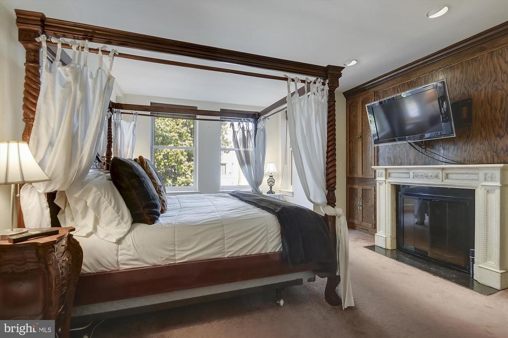 Master bedroom - 2034 O ST NW, WASHINGTON