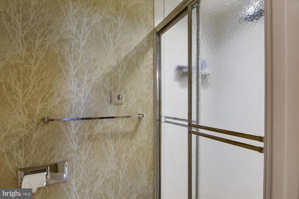 Master bedroom shower - 2034 O ST NW, WASHINGTON