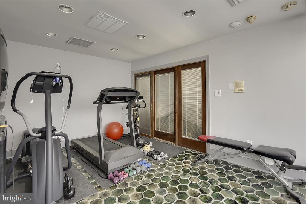 5-floor gym/den/bedroom - 2034 O ST NW, WASHINGTON