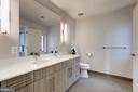 All Bathrooms Porcelanosa Tile - 9927 DICKENS AVE, BETHESDA