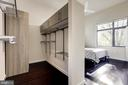 Custom Closets Throughout - 9927 DICKENS AVE, BETHESDA