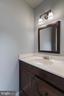 Half Bathroom - 3727 ROXBURY LN, ALEXANDRIA