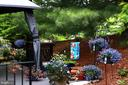 Seller shared image of landscaping. - 6287 IVERSON TER S, FREDERICK