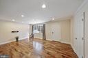 Beautiful Brazilian hardwood floors! - 1573 N VAN DORN ST #B, ALEXANDRIA