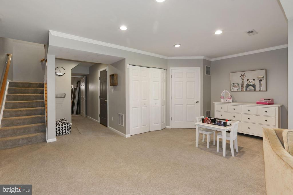 Upgraded padding & Carpet, tons of storage!! - 43669 SCARLET SQ, CHANTILLY