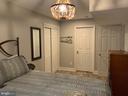 Lower Level Bedroom - 6406 CARTER LN, MINERAL