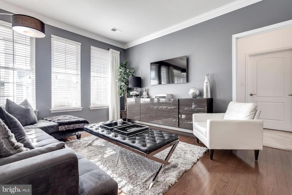 Living room - 44021 VAIRA TER, CHANTILLY