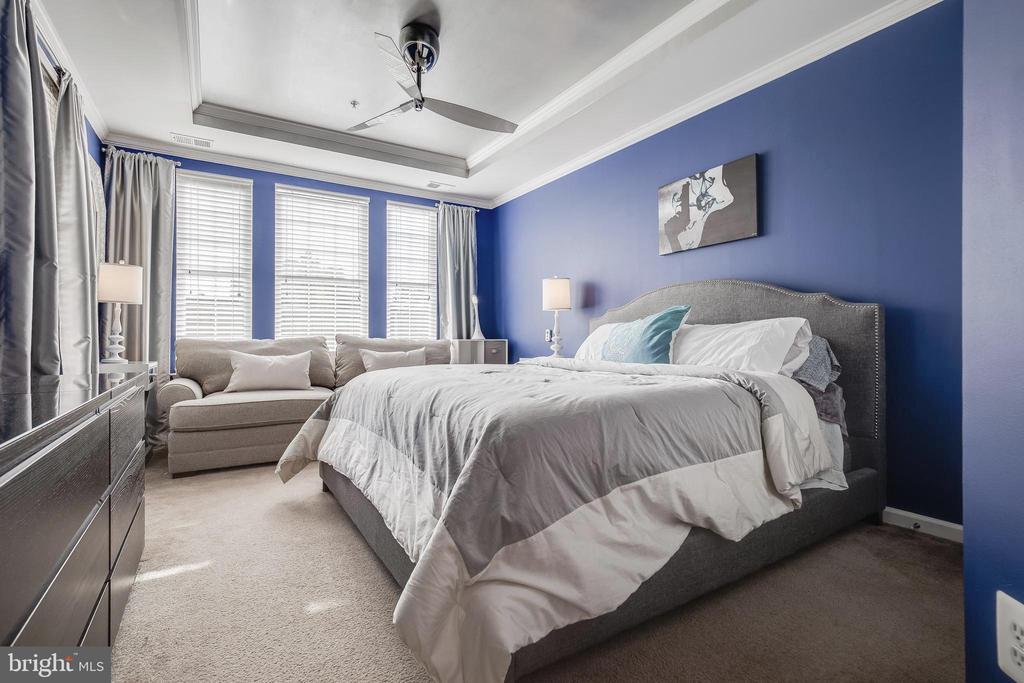 Primary bedroom - 44021 VAIRA TER, CHANTILLY