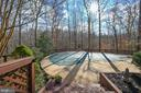 Pool w/ Cover and Fence Surround - 5040 CANNON BLUFF DR, WOODBRIDGE