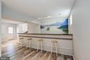 Hand Painted Mural - 5040 CANNON BLUFF DR, WOODBRIDGE