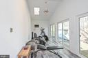 Private Studio or Exercise Room - 5040 CANNON BLUFF DR, WOODBRIDGE