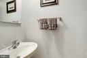 Basement half bath - 501 S VEITCH ST, ARLINGTON
