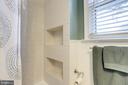Full bath - 501 S VEITCH ST, ARLINGTON
