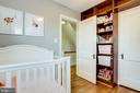 Built in shelving - 501 S VEITCH ST, ARLINGTON
