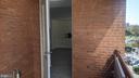 Balcony - 1121 ARLINGTON BLVD #530, ARLINGTON