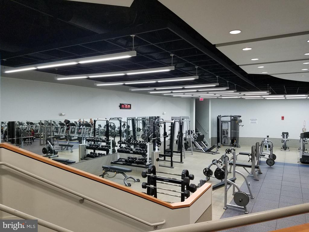 Free Gym as a part of your coop fee - 1121 ARLINGTON BLVD #530, ARLINGTON