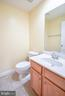 Lower level powder room - 25811 MEWS TER, CHANTILLY