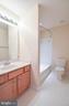 Upper level full bath - 25811 MEWS TER, CHANTILLY