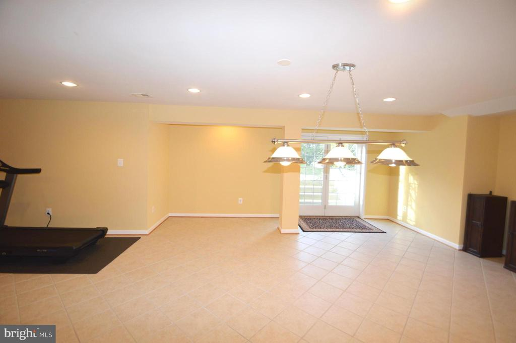 Rec Room - 25761 KAISER PL, CHANTILLY
