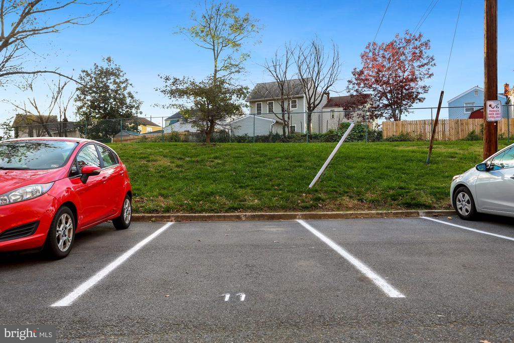 Assigned parking spot #11 - 5318 8TH RD S #6, ARLINGTON