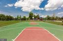 Community Basketball Courts - 43224 SOMERSET HILLS TER, ASHBURN