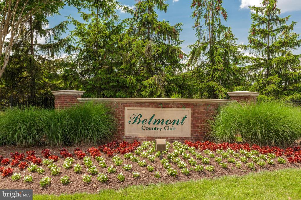 Belmont Country Club - 43224 SOMERSET HILLS TER, ASHBURN