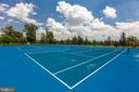 Community Tennis Courts - 43224 SOMERSET HILLS TER, ASHBURN