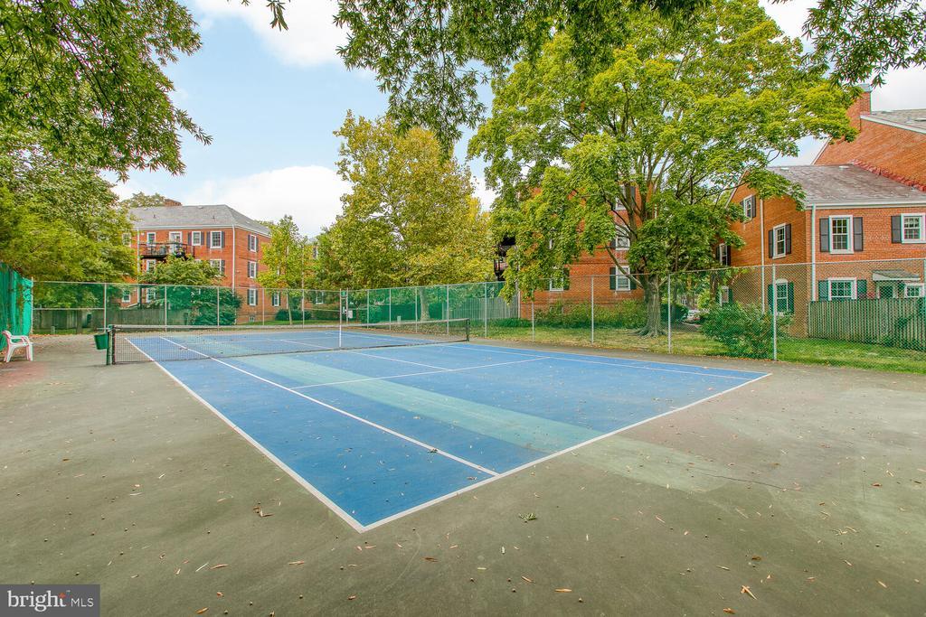 Tennis anyone?! - 2923 S DINWIDDIE ST, ARLINGTON
