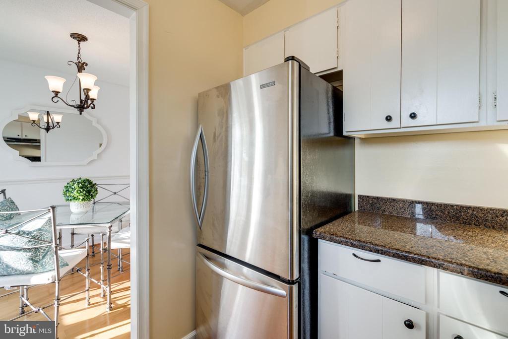Kitchen / dining - 2968 S COLUMBUS ST #C2, ARLINGTON