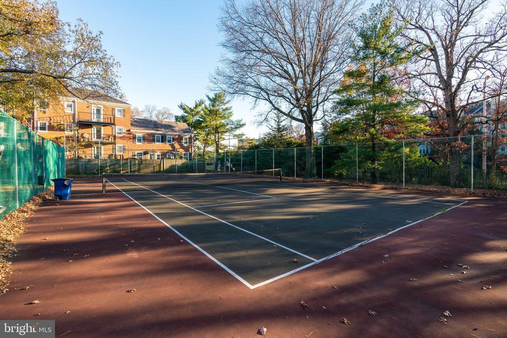 Tennis courts - 2968 S COLUMBUS ST #C2, ARLINGTON