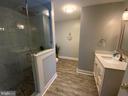 Lower Level Bathroom - 6406 CARTER LN, MINERAL