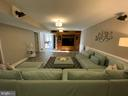 Lower Level Family Room - 6406 CARTER LN, MINERAL