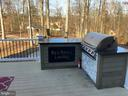 Outdoor Kitchen - 6406 CARTER LN, MINERAL