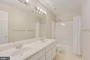 Upper Level Hall Full Bath 2 - 47208 REDBARK PL, STERLING