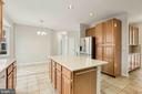 Cooking Island, Breakfast Bar, Pantry - 47208 REDBARK PL, STERLING